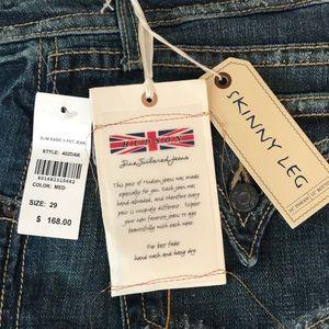 bbfdca8e02f Hudson Jeans Jeans   Nix High Waist Laceup Hem Ankle   Poshmark